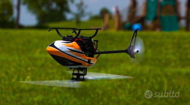 Elicottero Radiocomandato 70cm e accessori