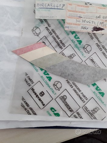 Adesivo sx parafango ant. cagiva elefant 750ie