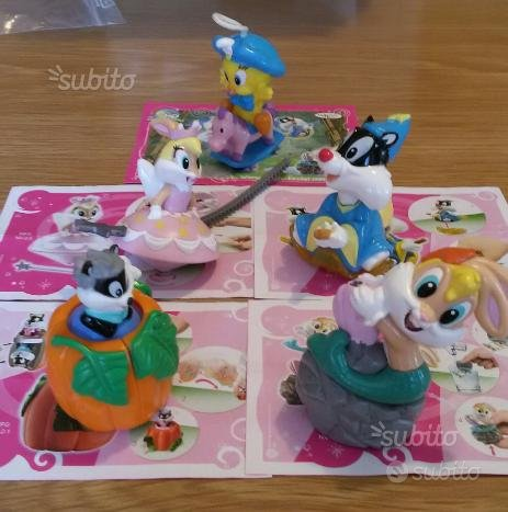Baby Looney Tunes fiabe kinder anno 2009