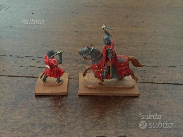 Miniature storiche medievali