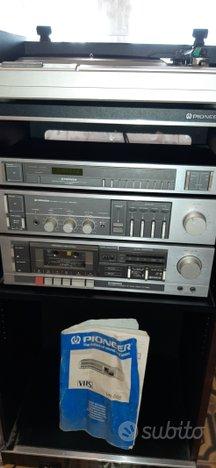 Impianto stereo completo PIONEER