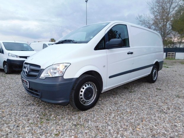 MERCEDES-BENZ Vito 2.2 116 CDI TN Furgone Long