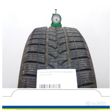 Gomme 205/55 R17 usate - cd.2065