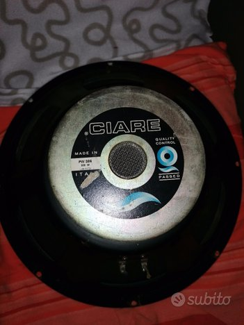 Woofer ciare pw386