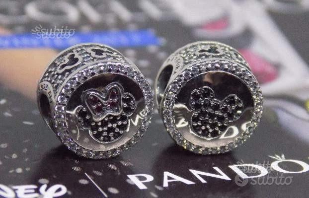 Pandora Disney Mickey & Minnie charm ediz limitata