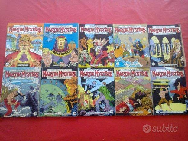 Collezione fumetti Martin Mystere