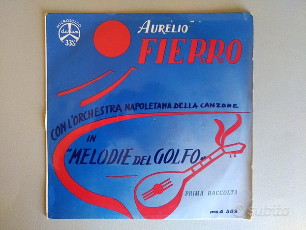 Lotto dischi vintage anni 50