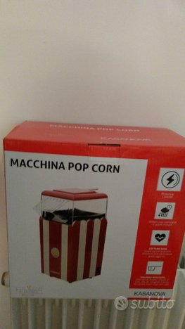 Macchina x fare i pop corn