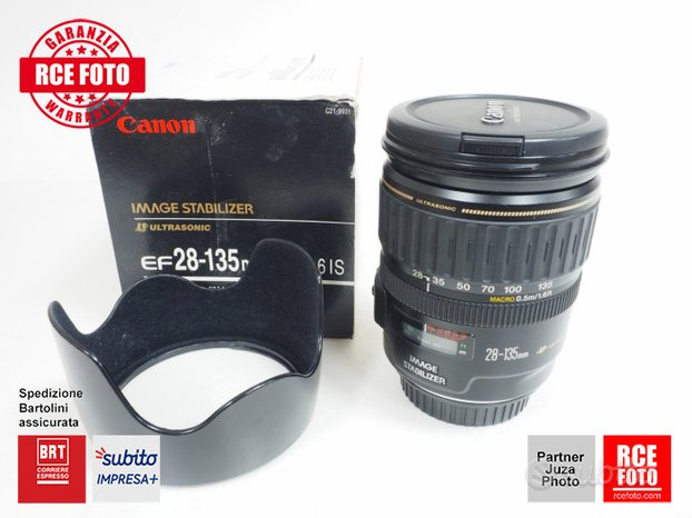 Canon EF 28-135 F3.5-5.6 IS USM (Canon)