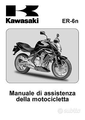 Kawasaki Moto Epoca Libretto Manuale Officina vari