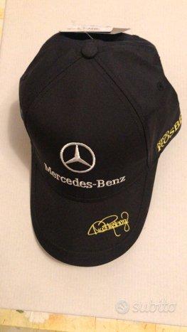 Cappellino Puma Mercedes originale Rosberg