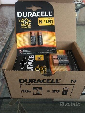 Batterie duracell n/lr1