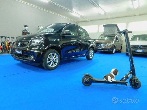 SMART FORFOUR 70 10 TWINAMIC OK Neop