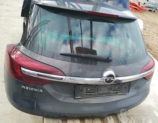 Portellone posteriore Opel Insignia B tourer usato