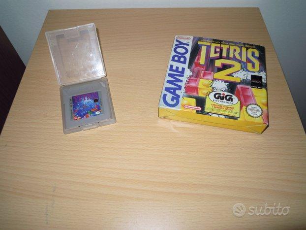 Tetris e Tetris 2 per Game Boy