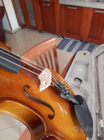 Violino 4/4 da studio con custodia ed archetto