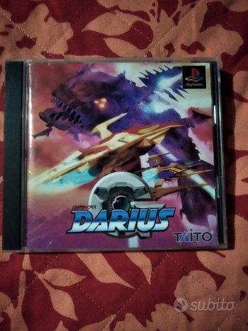Darius Playstation