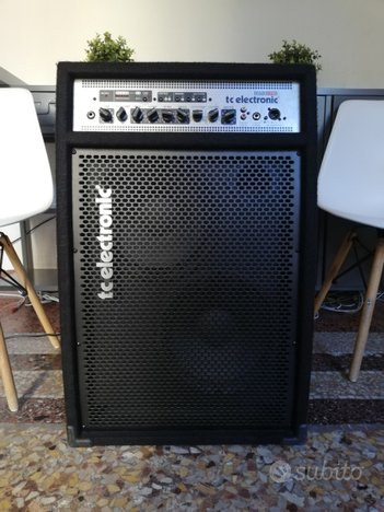 TC Electronic BG500 / 210 -- Combo per basso