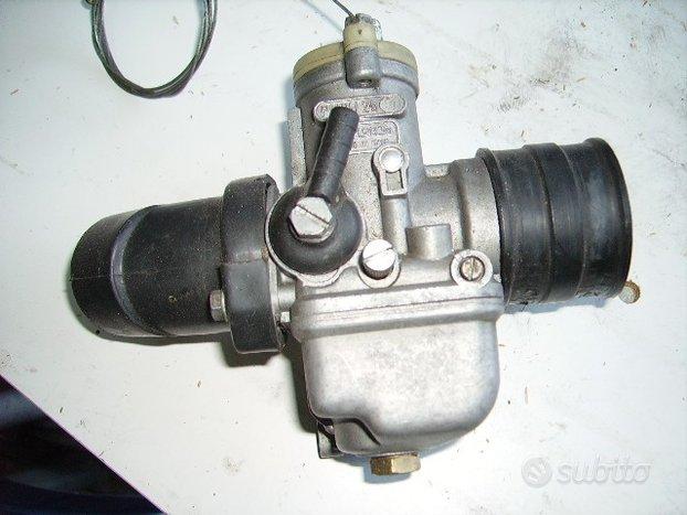 Carburatori strumenti serbatoi selle fiancatine