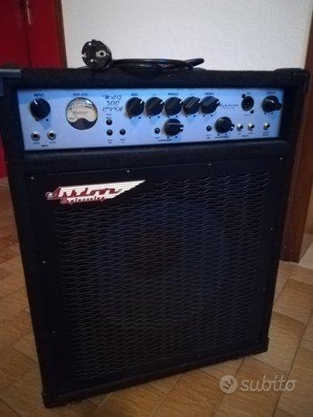 Amplificatore ASHDOWN x basso