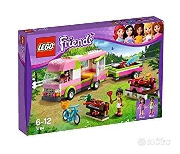 LEGO Friends - Il camper dell'avventura 3184