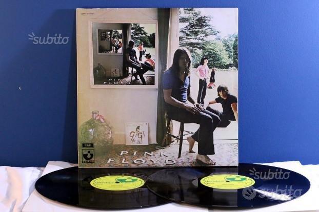Pink Floyd UMMAGUMMA 2 LP Vinile *EX/EX* RaRo