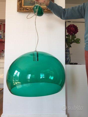 KARTELL lampada sospensione,Ferruccio LAVIANI