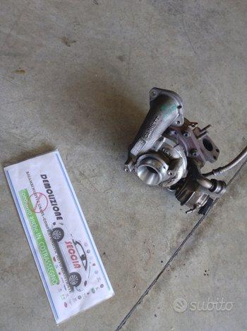 PEUGEOT CITROEN FORD Turbina 1.6 D 9686120680