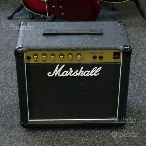 Amplificatore Marshal Master Lead 30W