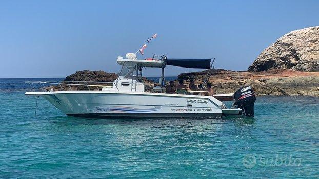 Barca ZANIBONI 27 SUZUKI 300