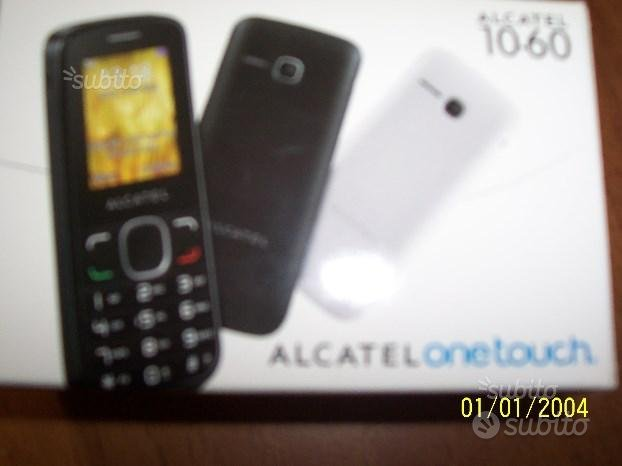 Telefonino alcatel one touch