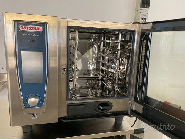 Forno rational self cooking center