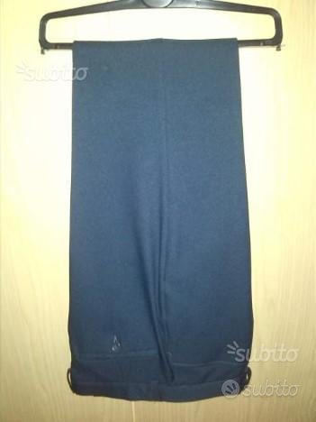 Pantalone Elegante Uomo Benetton Nuovo