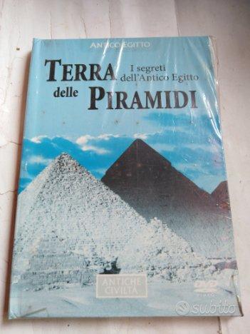 """DVD documentario """"La terra delle Piramidi"""""""
