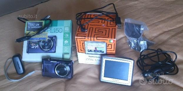 Fotocamera Samsung + Tom Tom One Classic