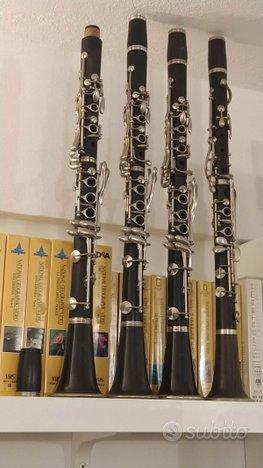 Buffet Paris clarinetto