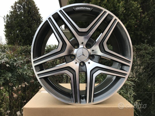 Cerchi mercedes 18 19 20 21 22 made in germany