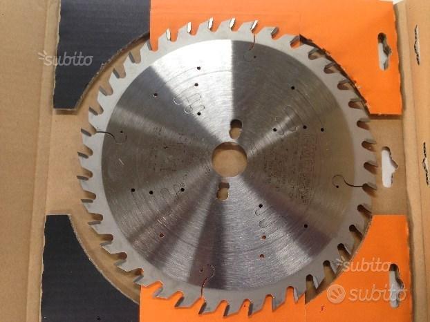 Circolare Widia per legno da 250mm silenziosa