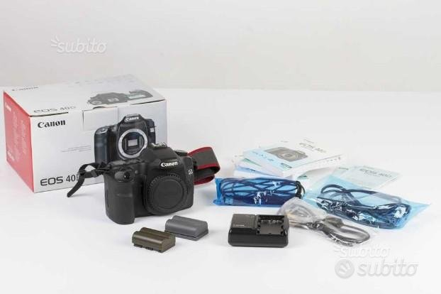 Canon 40D+17-85 is usm
