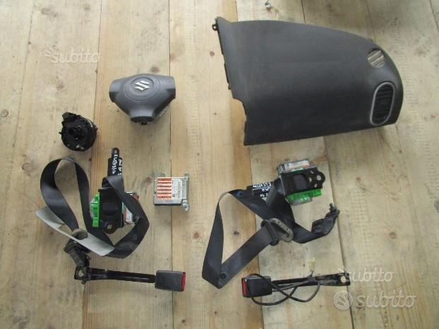 Kit Airbag Suzuki Splash 2010 completo - S237