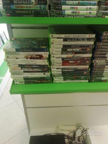 Videogiochi usati xbox 360