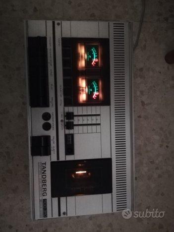 Registratore cassette Tandberg TCD 310