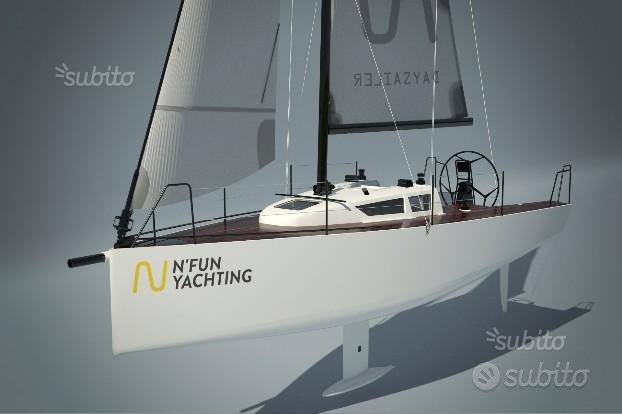 N Fun 30 - Daysailer o Performance Cruiser- Custom