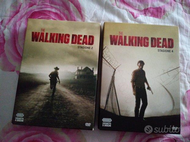 Cofanetti dvd originali the walking dead