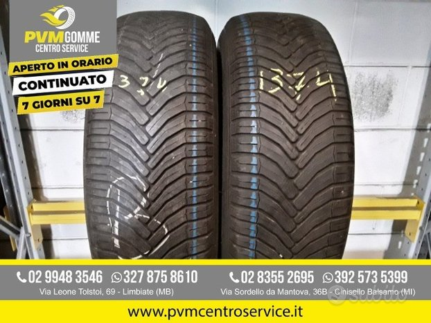 Gomme usate: 205 65 15 michelin 4 stagioni