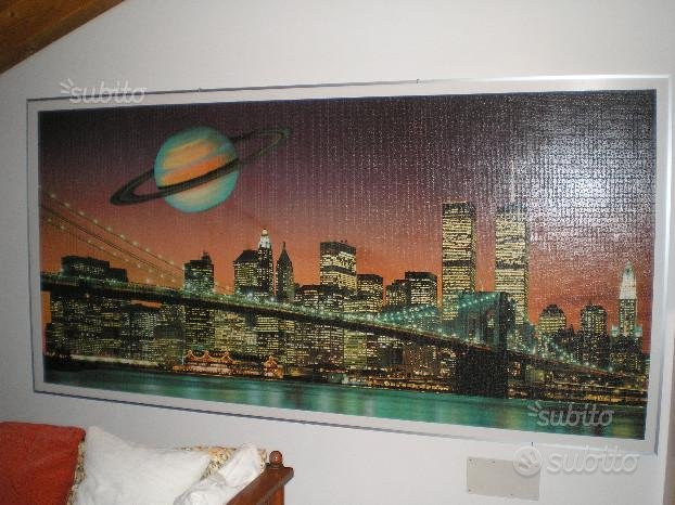 New York puzzle Ravensburger 12000 pezzi
