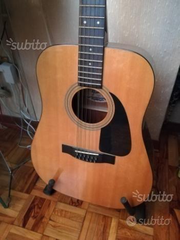 Fender acustica 12 corde come nuova