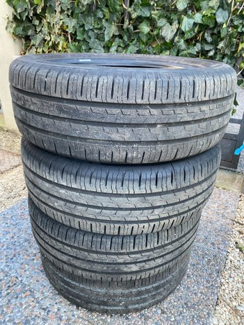 4 gomme Continental EcoContact 6 XL 185/55R1586H