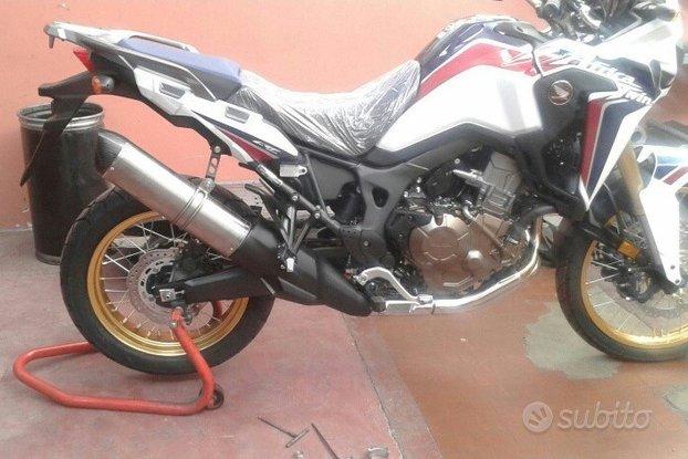 Special Titanium Honda CRF 1000 L Sports