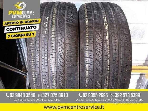 Gomme usate : 235 50 19 99h dunlop